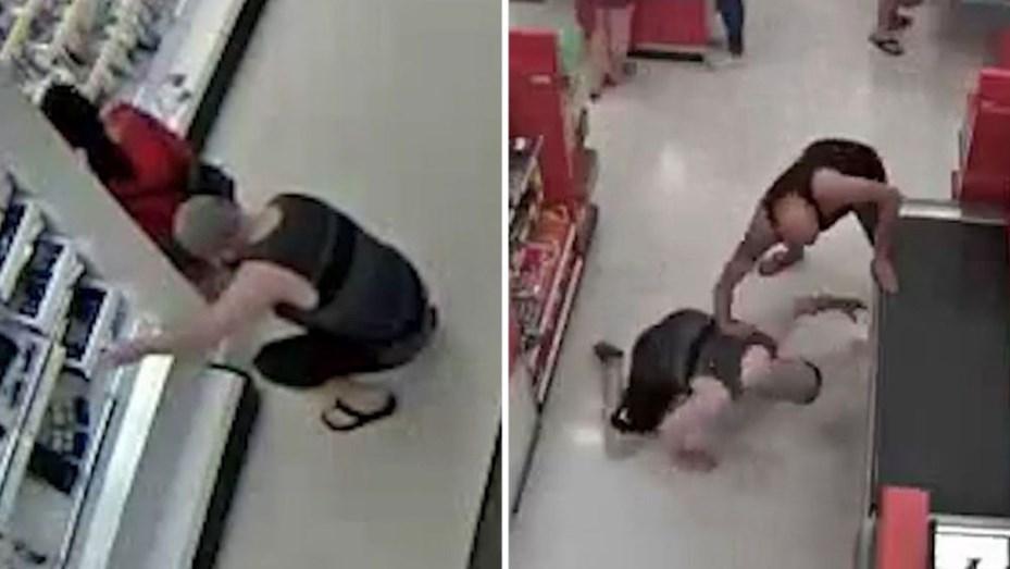 ce803129b Video: la reacción de un padre que sorprende a un hombre sacándole ...