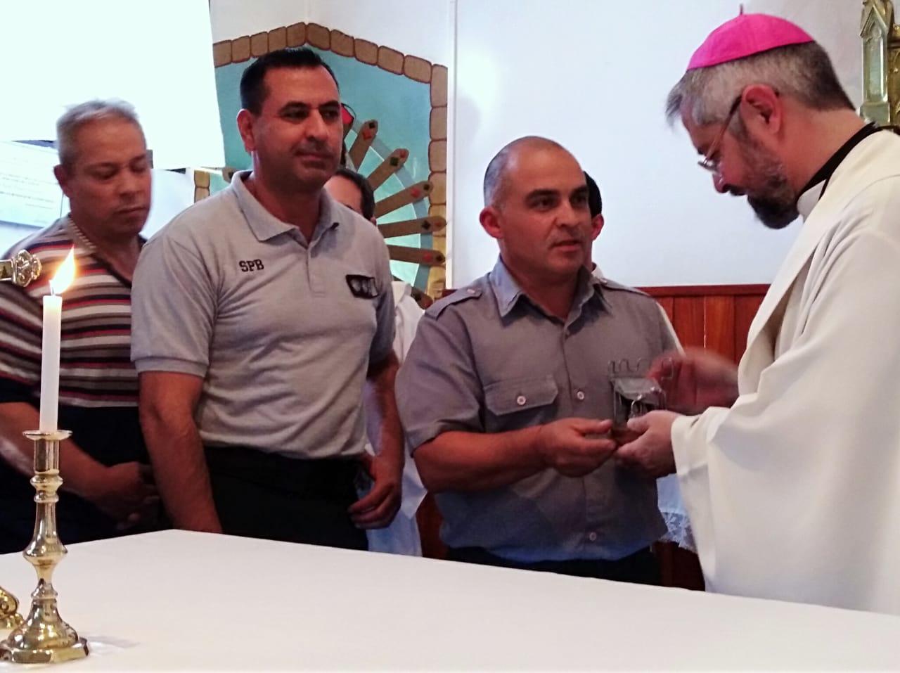 El papa Francisco recibió a más de 30 obispos argentinos