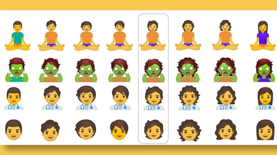 Resultado de imagen para emojis sin genero