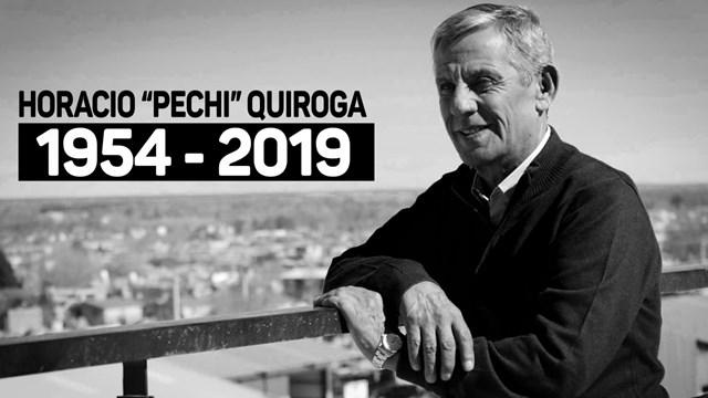 Misa por Horacio Pechi Quiroga, al cumplirse un mes de su fallecimiento - Telefé Neuquén