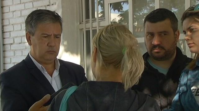Habló la mujer que denunció a un sacerdote de San Roque - Telefe Bahia Blanca