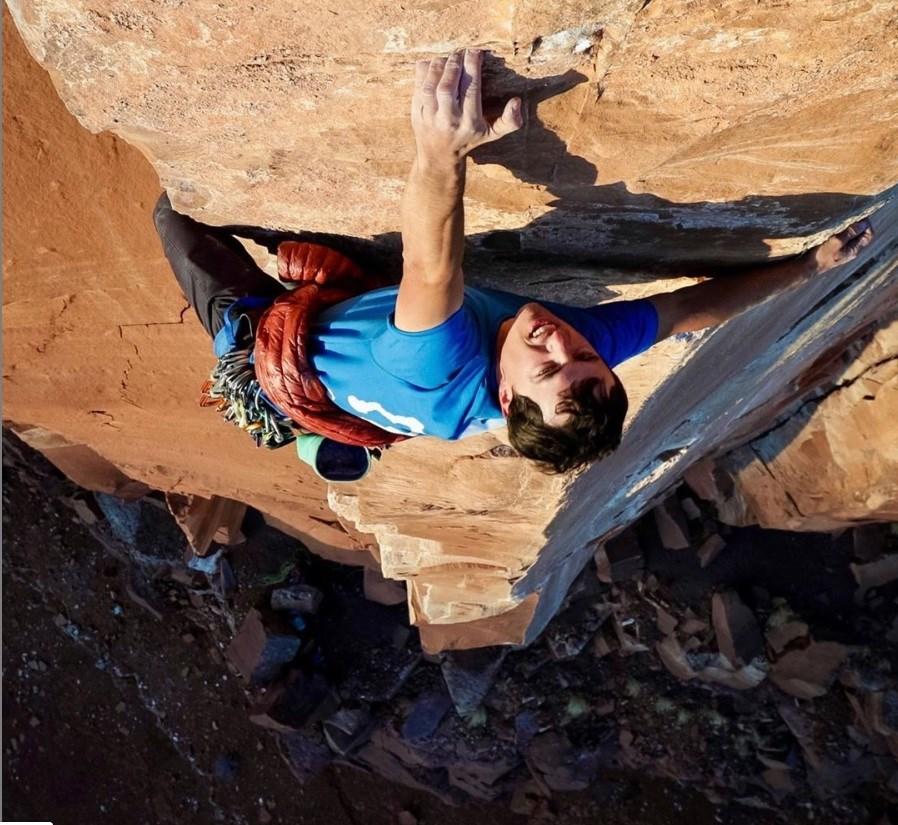 "Famoso escalador murió al caer de 300 metros en ""Sendero Luminoso"""
