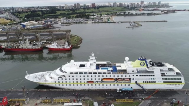 El Puerto de Mar del Plata comenzó a aplicar un protocolo especial por el coronavirus
