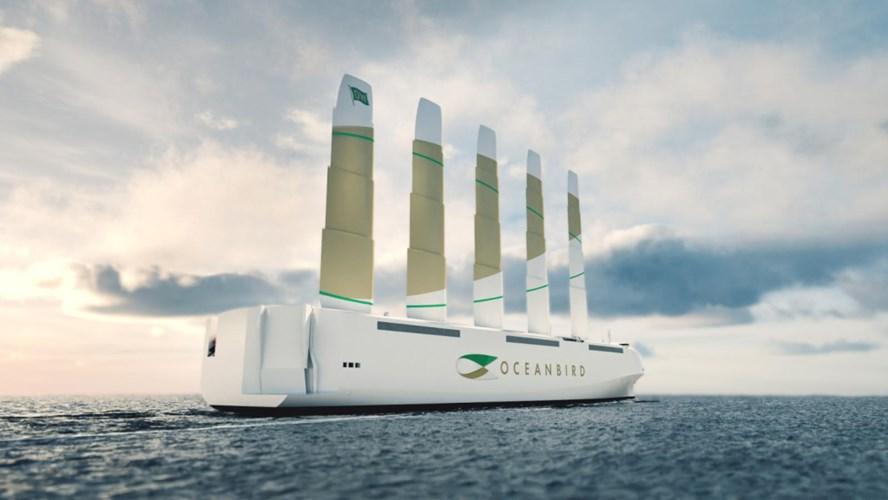 Construyen un velero sustentable capaz de llevar hasta 7.000 autos - Telefe  Noticias