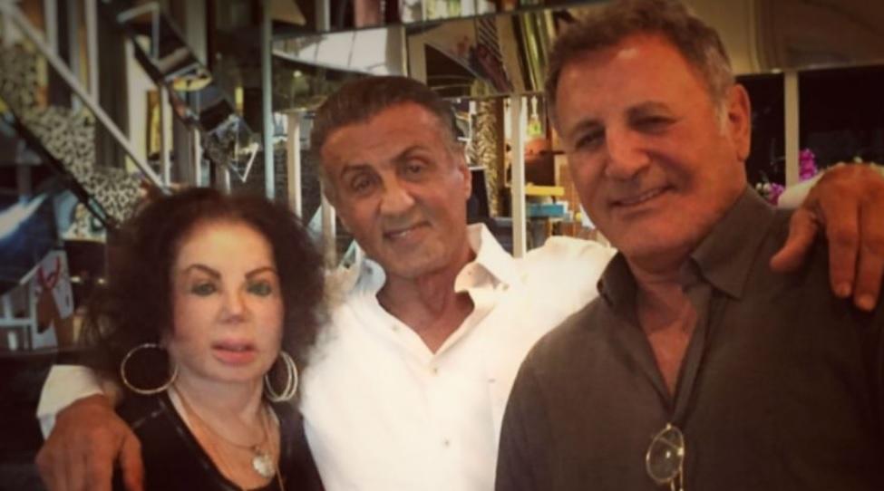 Muere la madre de Sylvester Stallone a los 98 años