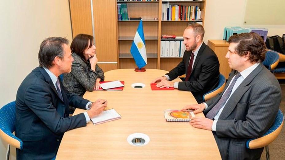 Llega una nueva misión del FMI para negociar un nuevo programa con la Argentina - Telefe Tucumán