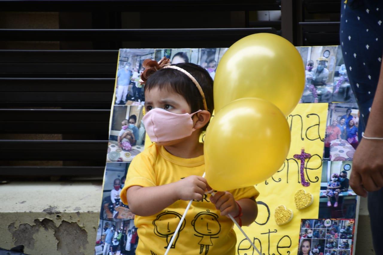 Jornada de concientización en el Día Mundial del Cáncer Infantil