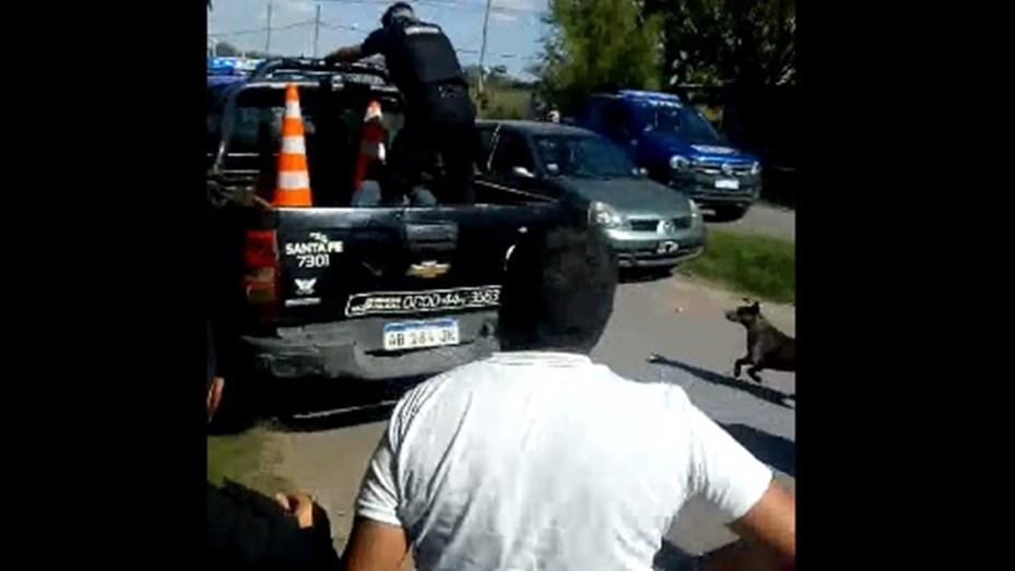 Video: quisieron linchar por violar a una adolescente en San Lorenzo