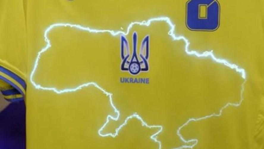 La Federación de Rusia se quejó ante la UEFA por la camiseta que usará  Ucrania en la Eurocopa - Telefe Córdoba
