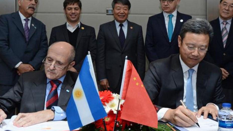 Resultado de imagen para Nucleoeléctrica Argentina SA acuerdo con china