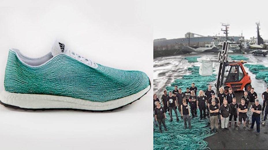 cdd4f1ceb1 Crean lentes de sol y zapatillas a partir las redes de pesca - Telefe  Tucumán
